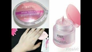 Ponds white Beauty Review ll fairness cream daily use ke liye Best hai ya nahi janiye is video me ll