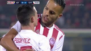 Αστέρας Τρίπολης - Ολυμπιακός: 0-5