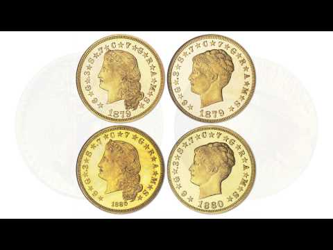 Tacasyls Gold Collection of 27 Gold Coins to Bring Up to $9 Million at Bonhams. VIDEO: 3:04.