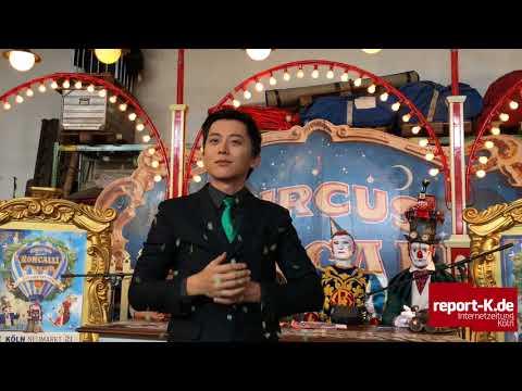 Roncalli - Storyteller - Clowns und ein wundervoller Illusionist Mike Chao
