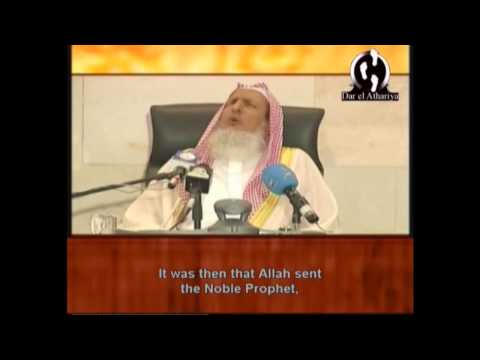 Tawheed and the Mission of The Messengers - Sheikh Abd al-Aziz Aal al-Shaykh