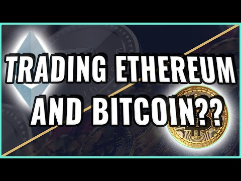 Bitcoin Trade Set Up + How High Will Ethereum Go NEXT?!