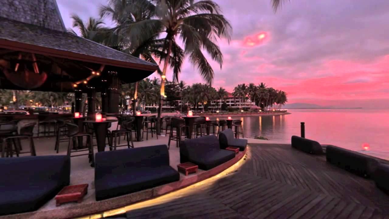 Sunset Bar At Shangri La S Tanjung Aru Resort Amp Spa Kota