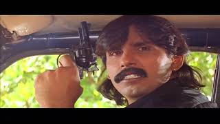 Thriller Manju challenge to Commissioner   Kannada Best Scenes   Thriller Killer Movie