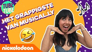 Top 5 | GRAPPIGSTE Musers 😂 | Nickelodeon Nederlands