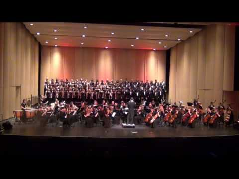 Charleston County School of the Arts Masterworks Concert 2017