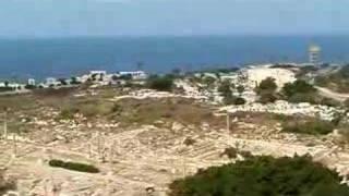 Tyre, Lebanon Panorama - Civic Ruins