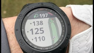 Garmin Approach S60 review by my Dad