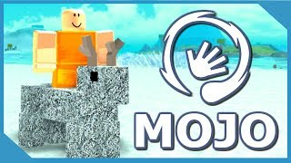 NEW MOJO UPDATE IN ROBLOX BOOGA BOOGA