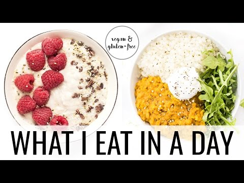 21. WHAT I EAT IN A DAY | recipes for a healthy gut
