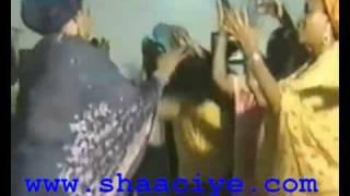 Cabduqaadir Cabdulqaadir Sanka hees shirib Moxog Niiko Somali girls guuroow waaberi.flv
