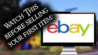 4 Things you may want have before selling your first item on Ebay