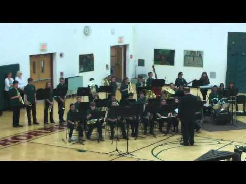 OVMS Jazz Band - Ants In The Pants