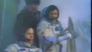 1990: Soyuz TM-09 (USSR)