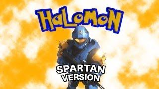 Halomon: Spartan Version (Halo 3 - Pokemon Crossover)