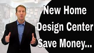 Save Money On A New Home In The Design Center