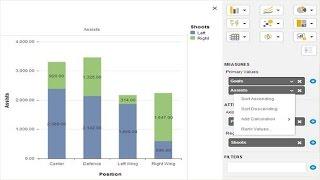 """Выступление """"Визуализация данных в SAP Lumira – ключ к повышению эффективности анализа"""""""