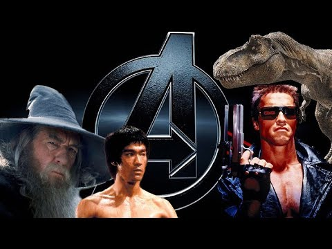 The Avengers Theme Goes With Anything