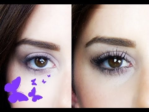 L'Oreal Voluminous Butterfly Mascara REVIEW + DEMO! - YouTube