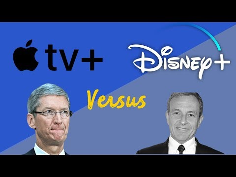Streaming Services Showdown! Can Apple complete w/ Disney Plus?