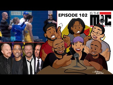 Louis CK, Chris Rock, the N-Word, and a Black Wrestler | ITMSO Highlights
