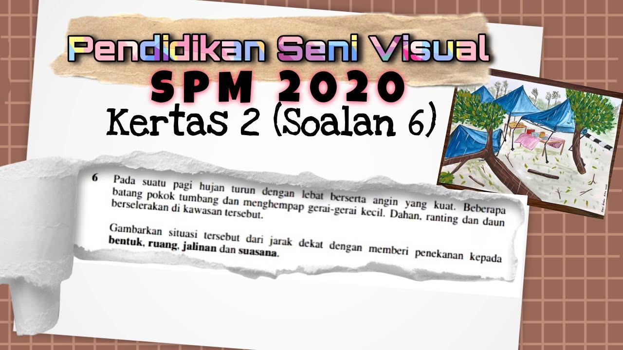 Soalan Seni Spm 2020 Kertas 2 Bakul Sampah : Laman Web ...