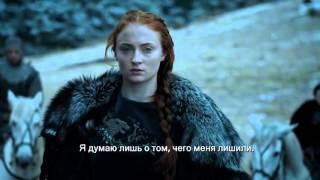 """Полный трейлер """"Игра престолов"""" 6 сезон"""