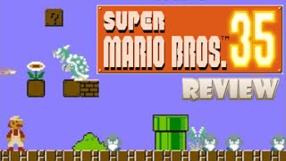 Super Mario Bros. 35 (Switch) Review (Video Game Video Review)
