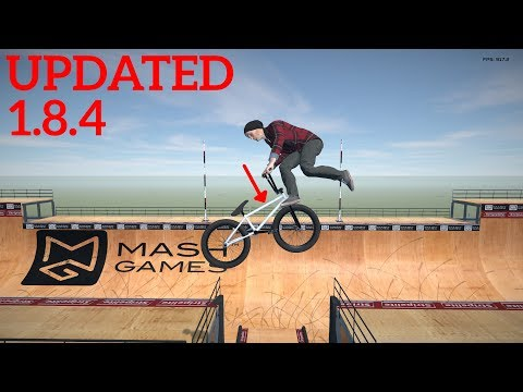 Updated! New Frame Colour, More Spin Torque and more | Pipe By BMX Streets Gameplay