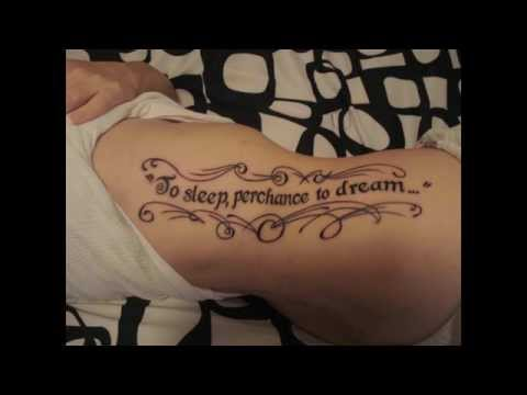 Top 100 meaningful Tattoo Quotes Ideas compilation 2017