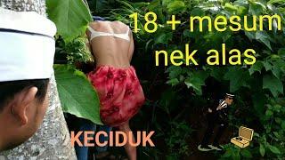 #18++ Grebek wong mesum// nek sawah