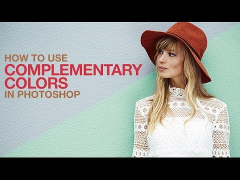 How to Use Complementary Colors in Photoshop