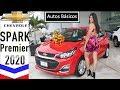 Chevrolet SPARK 2020 especificaciones y precio