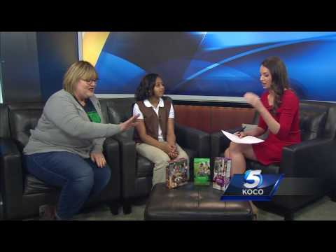 Girl Scouts introduce new cookie flavor