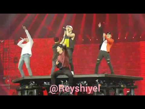 [HD FANCAM] Drop That + EXO Keep on Dancing @ 170226 EXO'rDIUM in Manila Day 2