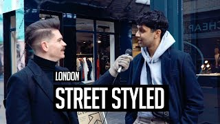 Street Styled | Men