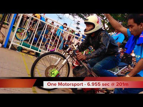 KULIM - KBS MALAYSIAN DRAG RACE 2014 - KING PRO DRAG 201M