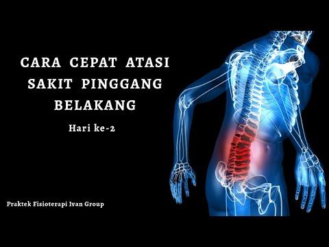 🔴 Gempar !! Sakit Syaraf Kejepit Dan Pinggang Sembuh Total.