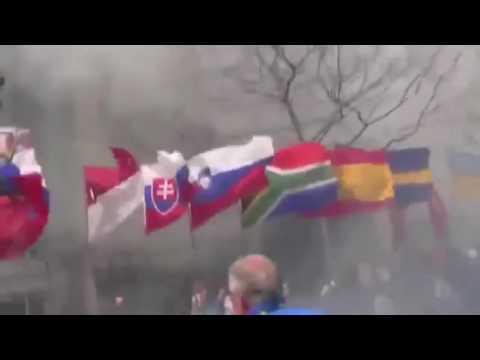 Boston Marathon Bombing Footage