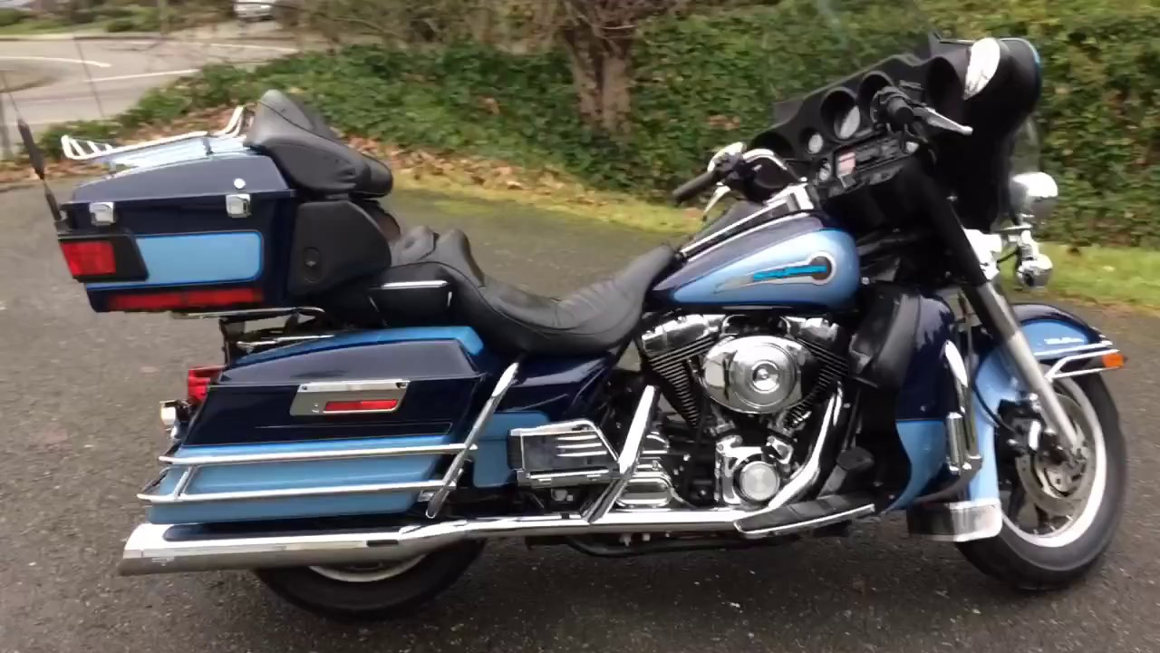 2000 Harley-davidson Flhtcui Ultra Classic Electra Glide - Vance And Hines Ovals