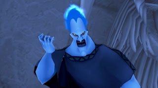 Kingdom Hearts 2: Hades Boss Fight (PS3 1080p)