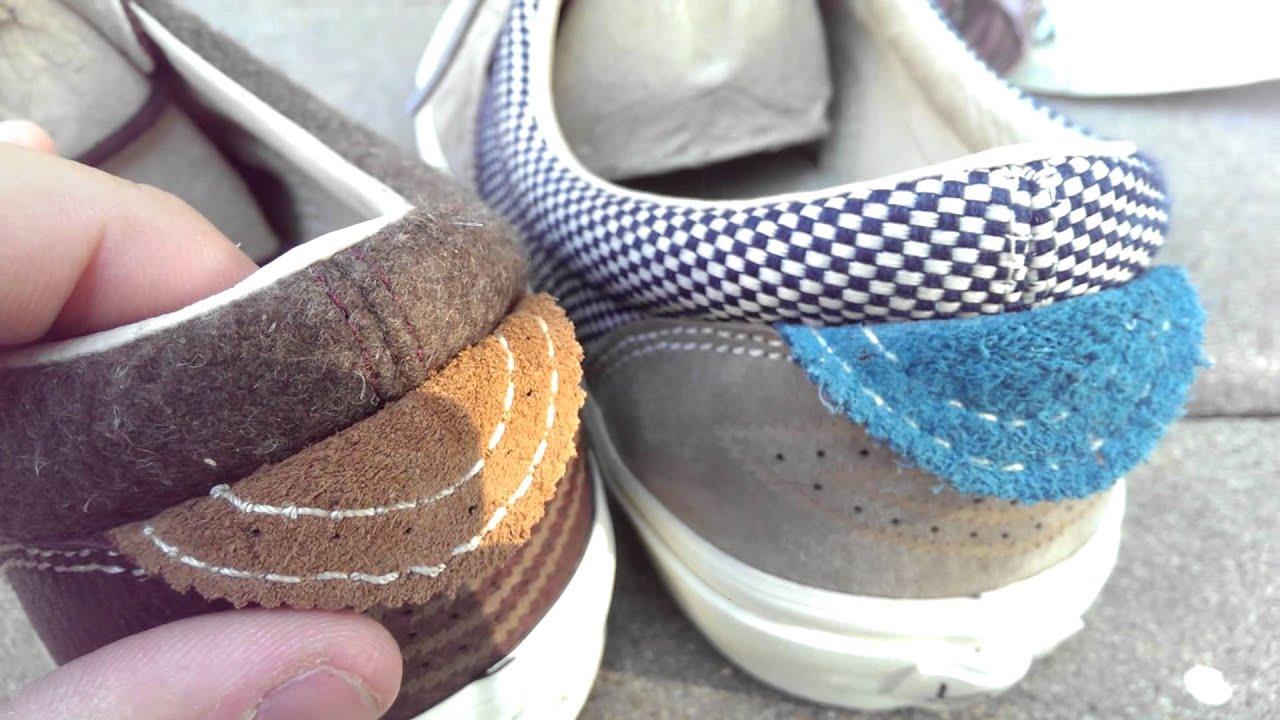 a43c1bf5ec Shoe Review  Vans Vault x Taka Hayashi  Huarache  Era LX (Bordo ...