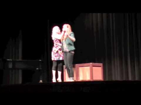 """""""Hakuna Matata""""-Candace Whiteley-Musical Theatre Class Final May 7,2013"""