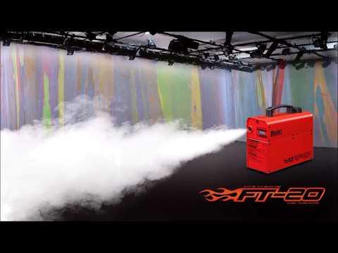 Antari Fog Machine / FT-20 Fire Training