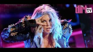 Fergie's Virtual Booty Shaking! - The Dirt TV