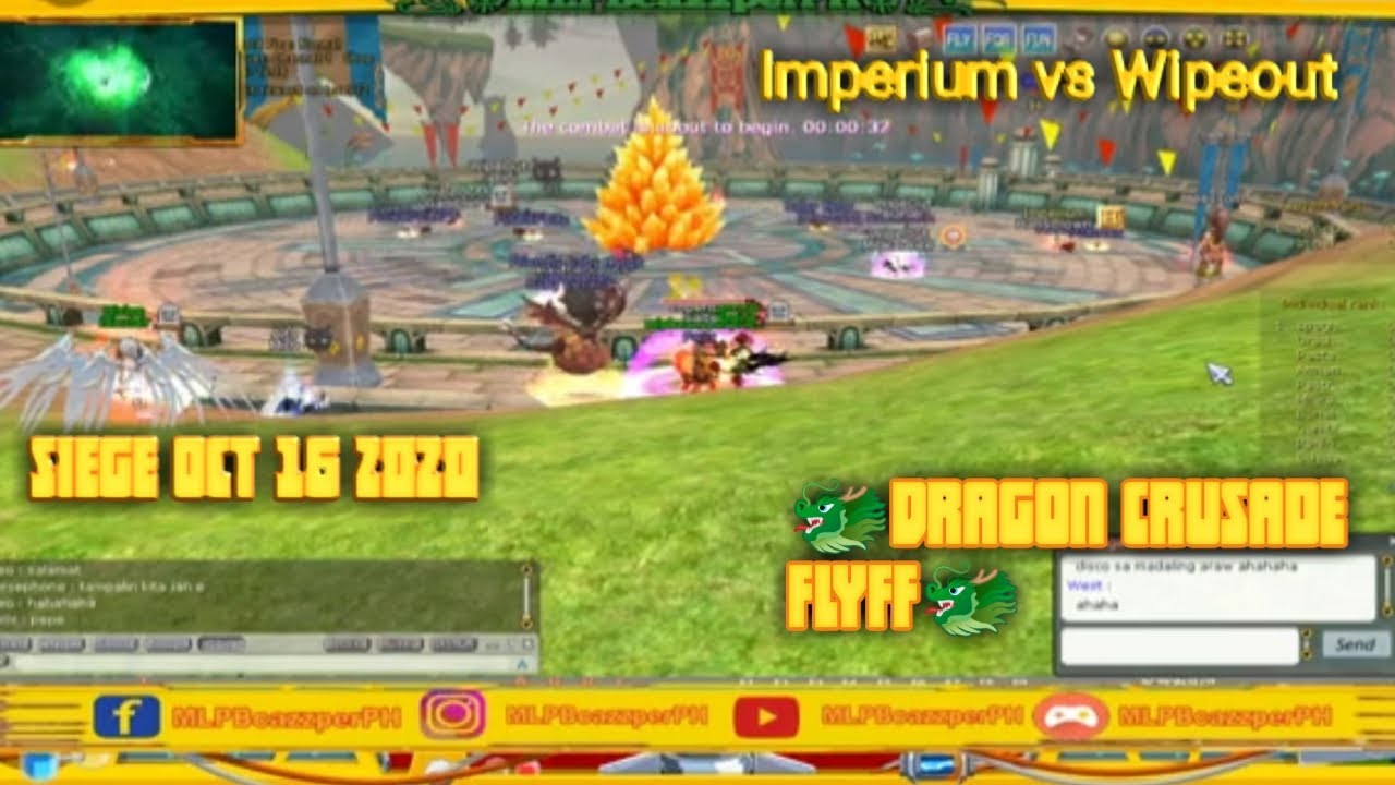 Download Dragon Crusade flyff(Guild siege oct 16 2020 imperium vs wipeout)