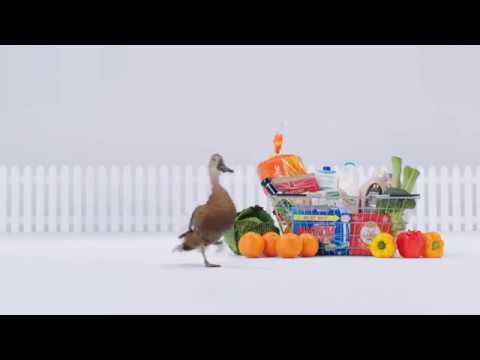 Aldi Advert Duncan the Duck
