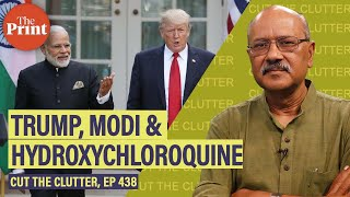 Aap chronology samajhiye: Did Trump arm-twist Modi on Hydroxychloroquine in fight against Covid-19?