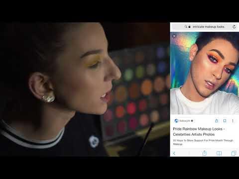 GOOGLE IMAGES Makeup Challenge!!