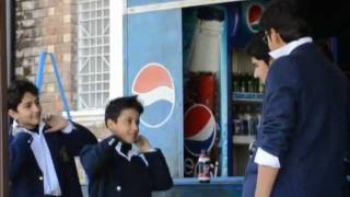 u o g winning ad of pepsi by students of university of gujrat in brand war by daira group